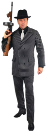 Mens Gangster Outfit
