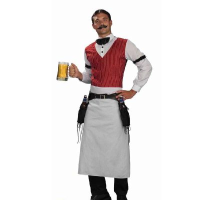 Bartender of the Old West Costume