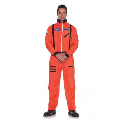 Orange Astronaut Suit