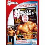Muscle & Fitness Magazine Cover Costume