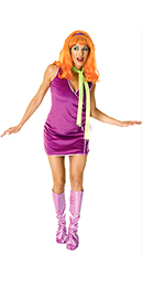 Daphne Halloween Costume from Scooby Doo
