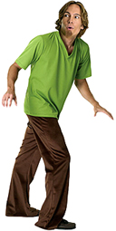 Shaggy Halloween Outfit from Scooby Doo