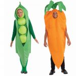 Peas n Carrot Couples Costumes