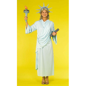 Miss Liberty Costume - Adult Size