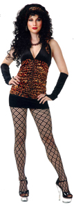 Sunset Strip Micro Mini Costume Dress