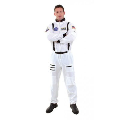 Astronaut Suit - White