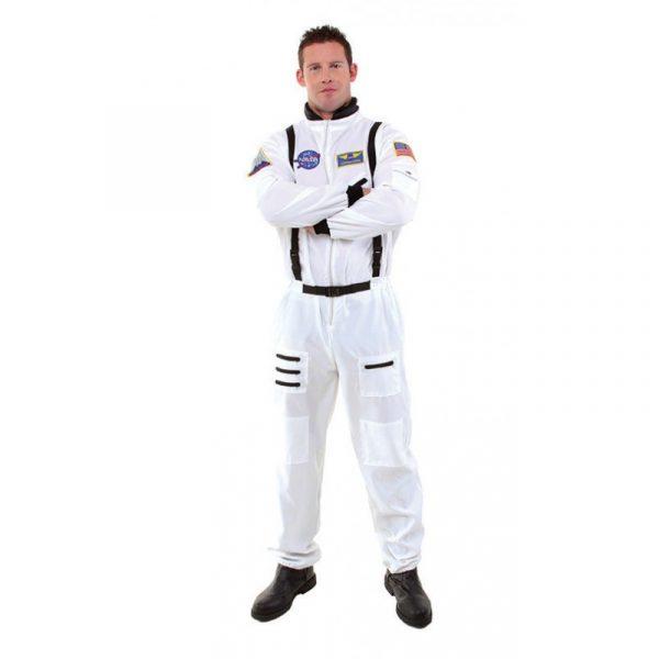 Astronaut Suit - White