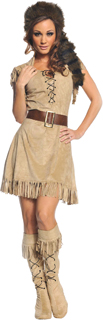Frontier Woman Costume