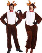 Reindeer Plush Costume