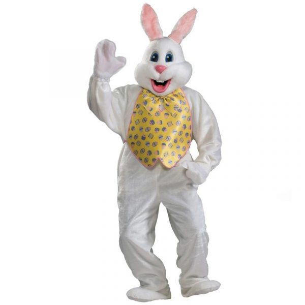 Deluxe Easter Bunny Two Heads