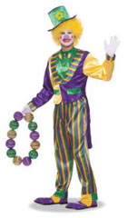Carnivale Clown Costume