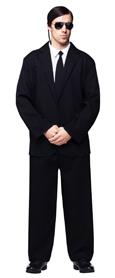 Black Suit - Costume