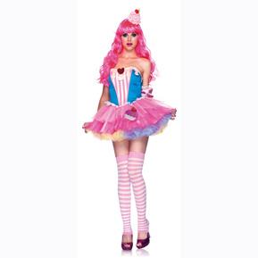 Cupcake Sugar and Spice Ladies costume