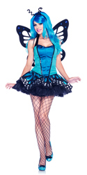 Swallowtail Butterfly - Sexy Ladies Costume