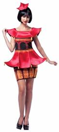 Pagoda Dress