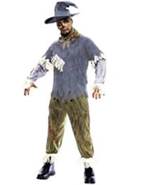 Adult Scarecrow Costume