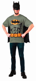 Batman T-Shirt, Cape and Mask