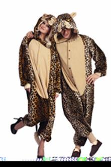 Leopard Unisex Costume