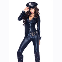 Officer Payne Ladies Police Costume