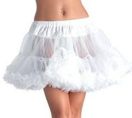 White Petticoat - Standard Size