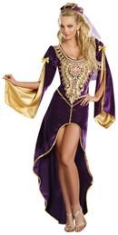 Renaissance Queen Costume - Sexy