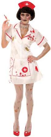 Nurse D. Kay Costume