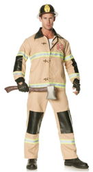 Firefighter Jacket and Bib Pants