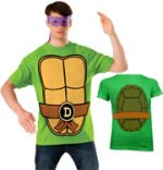 Donatello Ninja Turtle T-Shirt Costume
