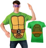 Donatello Ninja Turtle T-Shirt Costume