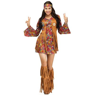 Hippie Peace Love Costume