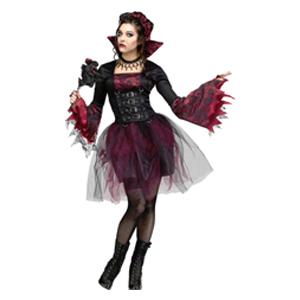 Vampira Goth Rose