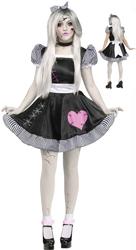 Doll Broken Costume
