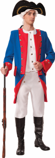 Colonial General Costume for theater or Halloween
