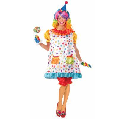 Clown Costume Dress