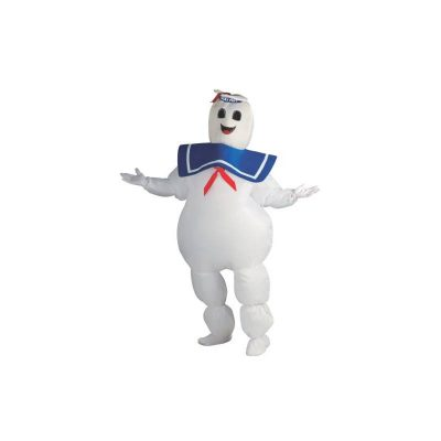 Ghostbusters Stay Puft Inflatable Costume