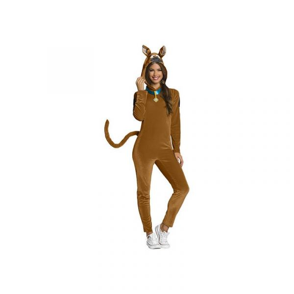 Scooby Doo Woman's Hooded Jumpsuit