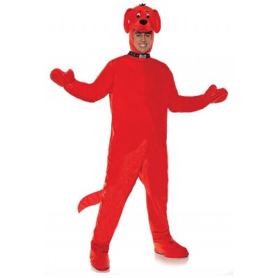 Clifford the Dog Red Jumpsuit