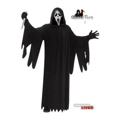 Scream Ghostface Metallic Robe