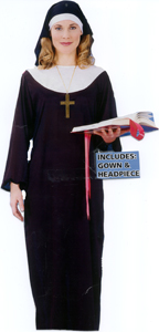 Buy Monk Robe Adult Halloween Costume - Cappel s 99966a7a19a5