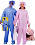 Bedtime Buddies One Piece Adult Pajama