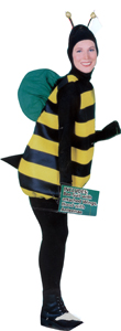 Bumble Bee Costume Yellow Jacket