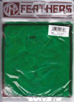 Marabou Turkey Feathers  Kelly Green