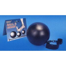 Ball & Chain - Plastic