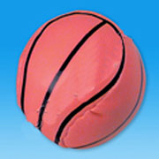 2 Inch Soft Vinyl Basketball