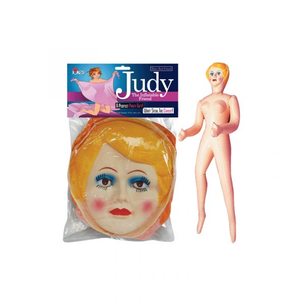 Female Inflatable Judy Doll - 60 in.