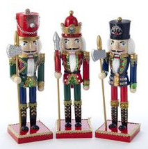 Hollywood Nutcracker King Soldier