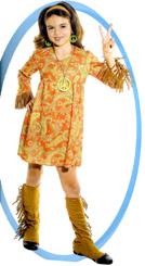 Groovy Kid Halloween Costume