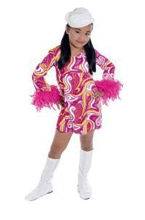 Go-Go Girl Kids Costume