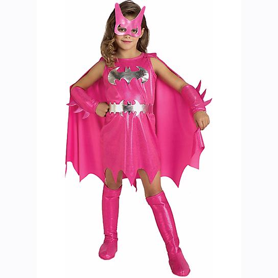 Batgirl Costume Child
