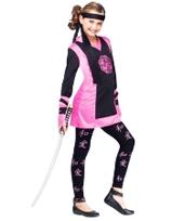 Ninja - Dragon Girl Costume